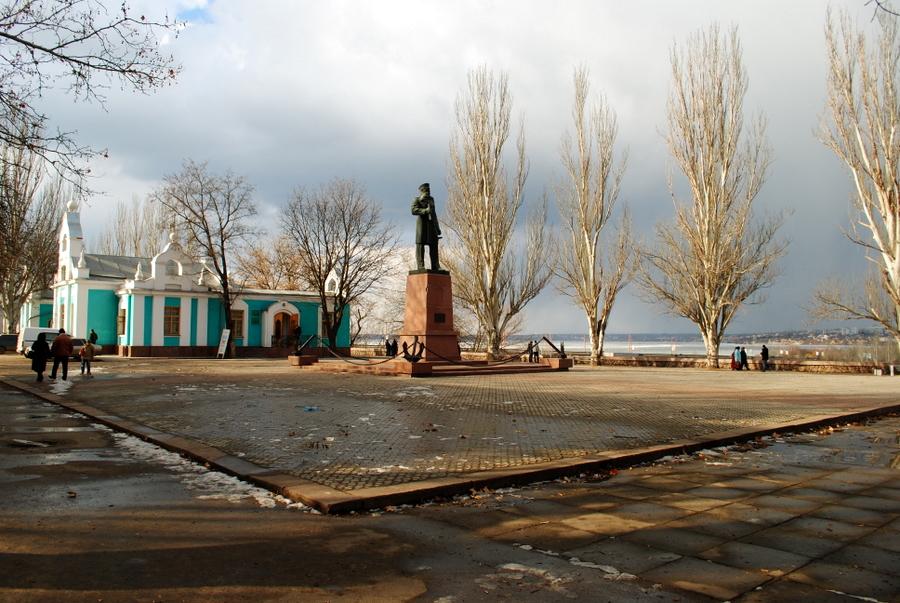 Экскурсия по Николаеву 4899