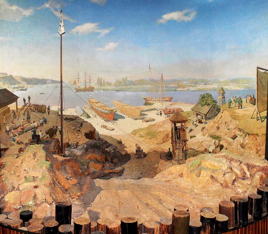 Музей завода им. 61-го Коммунара