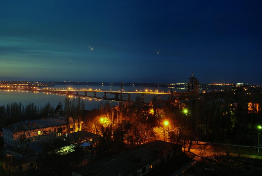 Вечер над Южным Бугом