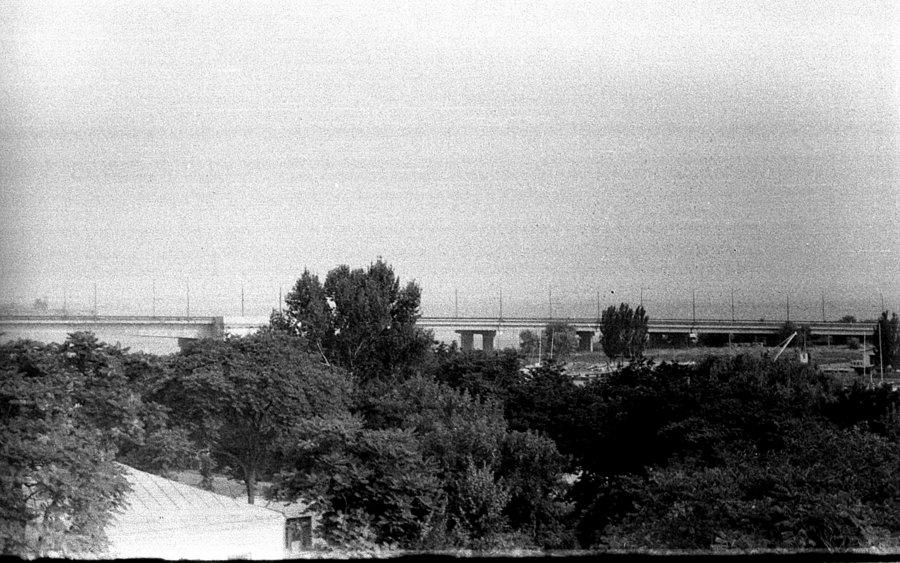 Город Николаев в июле 1987 г
