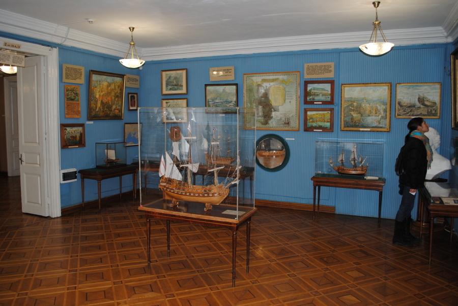 Музей судостроения и флота 2282