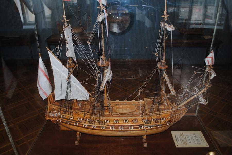 Музей судостроения и флота 2283