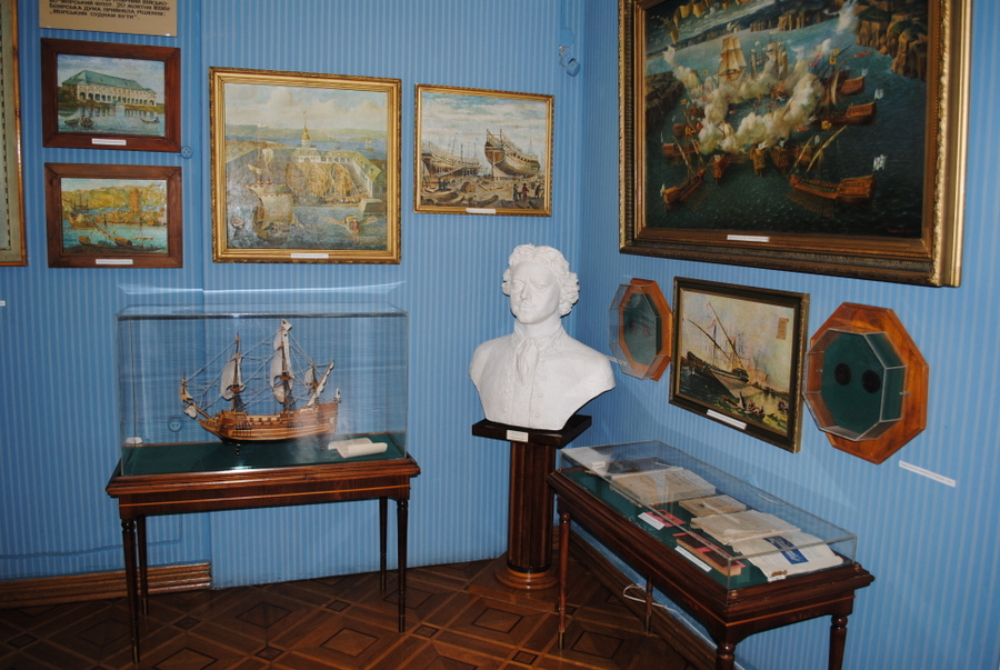 Музей судостроения и флота 2294