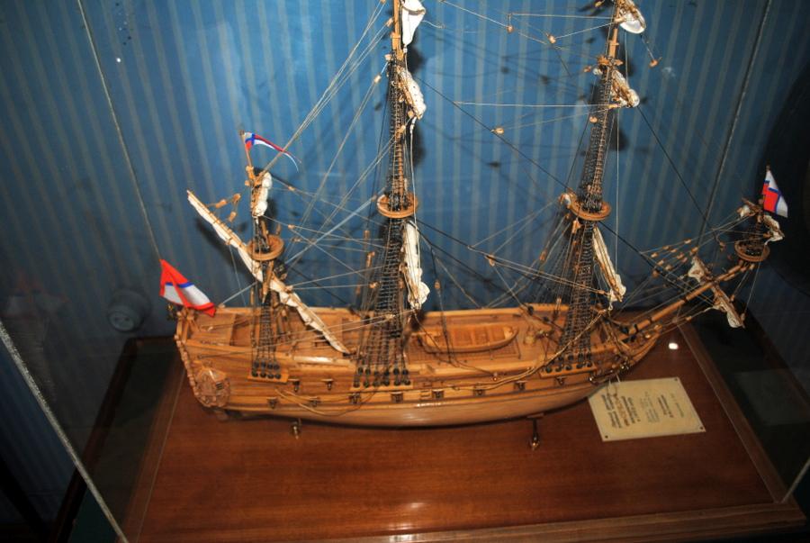 Музей судостроения и флота 2305