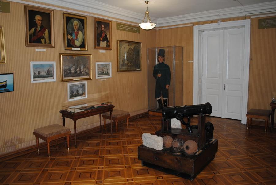 Музей судостроения и флота 2319