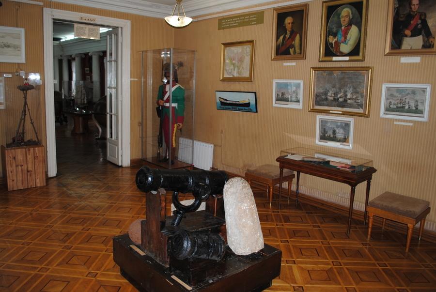 Музей судостроения и флота 2320