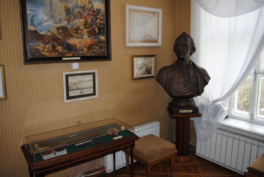 Музей судостроения и флота 2323