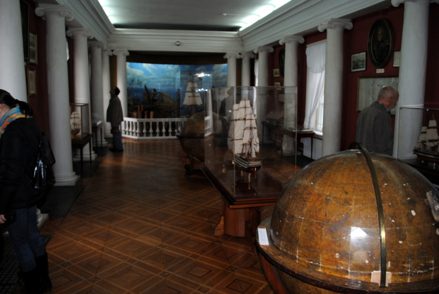 Музей судостроения и флота 2325