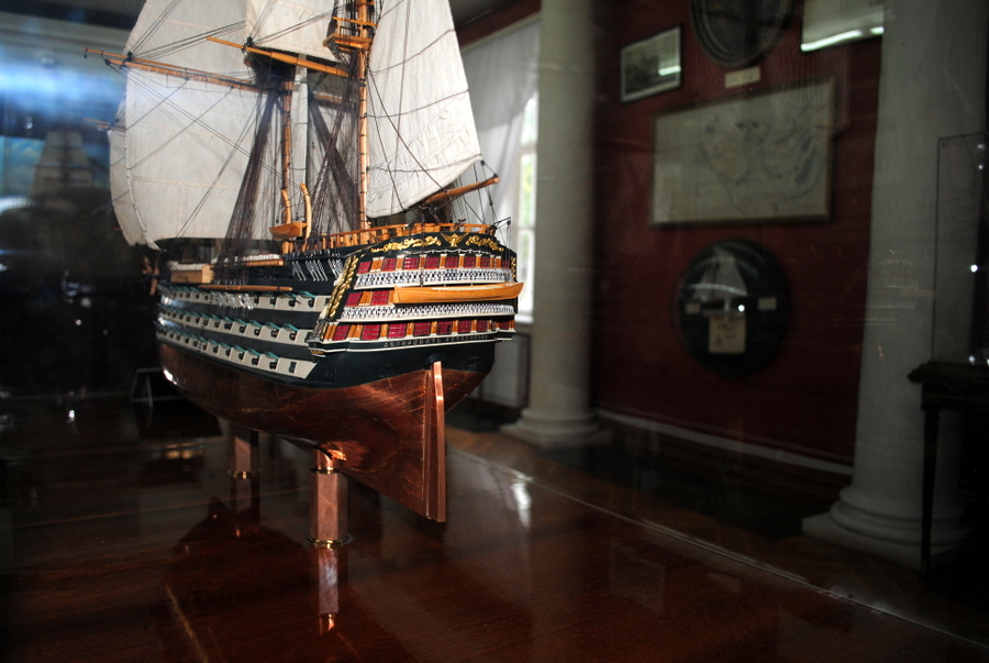 Музей судостроения и флота 2327