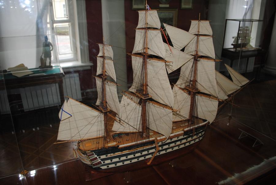 Музей судостроения и флота 2342