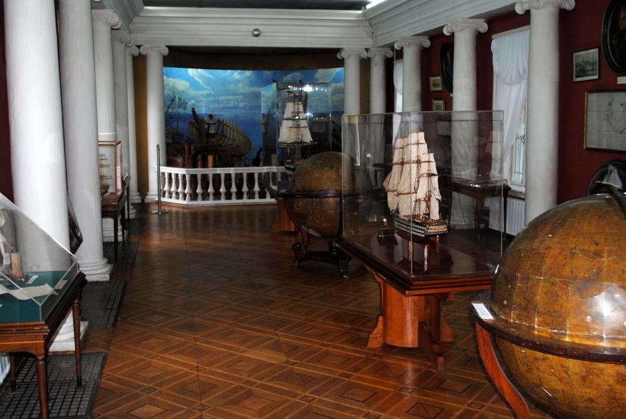 Музей судостроения и флота 2343