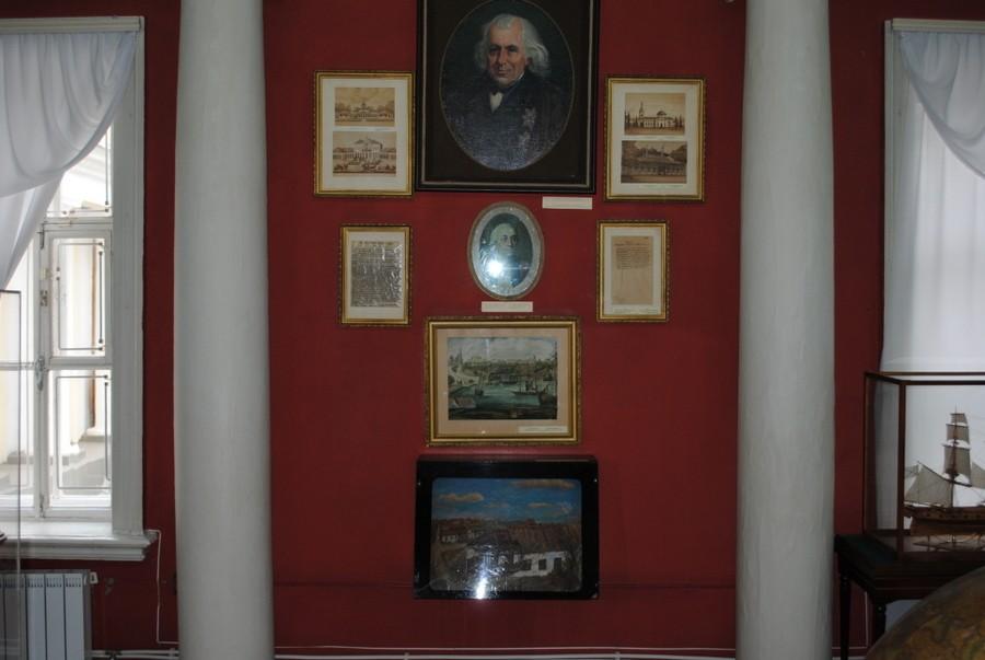 Музей судостроения и флота 2350
