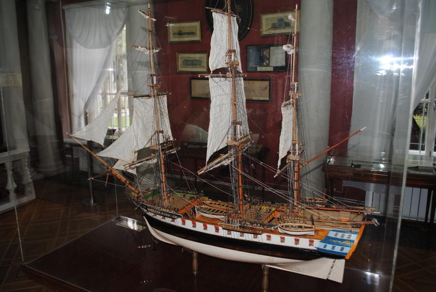 Музей судостроения и флота 2357