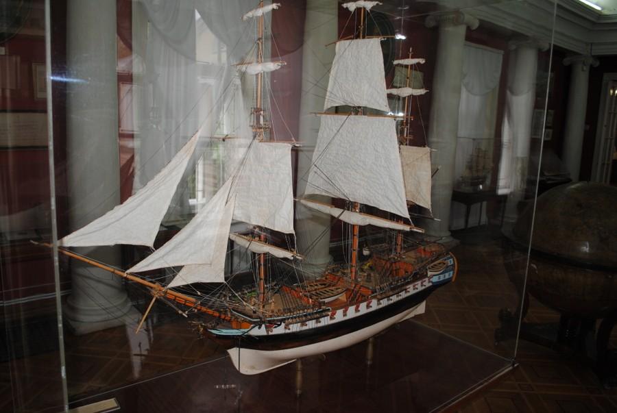 Музей судостроения и флота 2358
