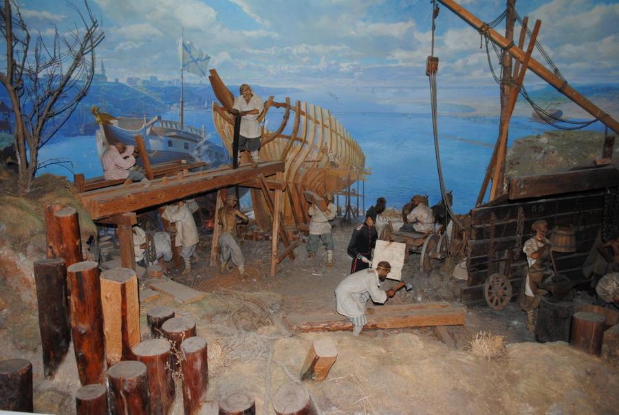 Музей судостроения и флота