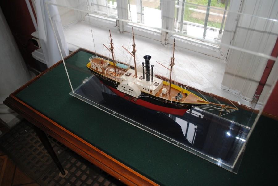 Музей судостроения и флота 2373