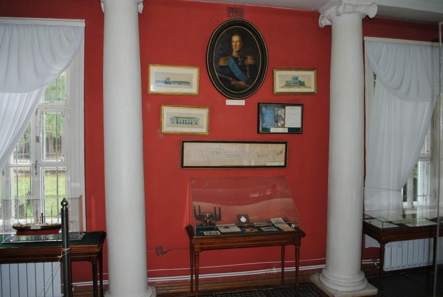 Музей судостроения и флота 2375