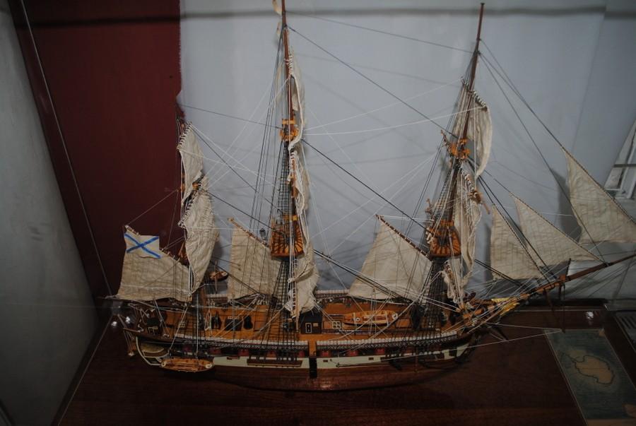 Музей судостроения и флота 2377