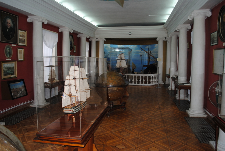 Музей судостроения и флота 2384