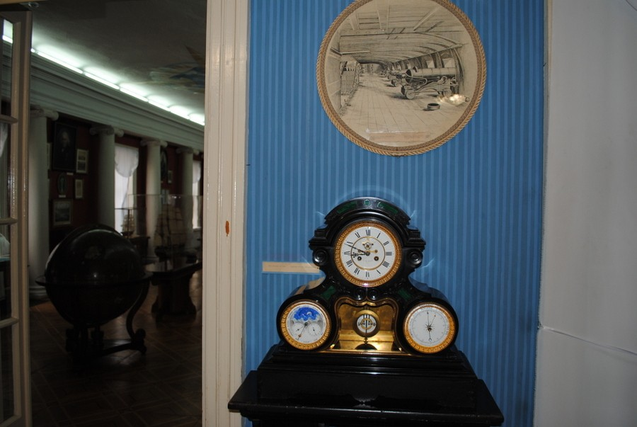 Музей судостроения и флота 2385