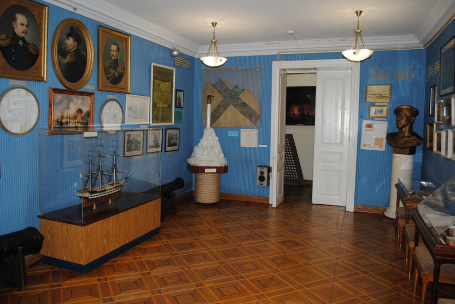 Музей судостроения и флота 2386