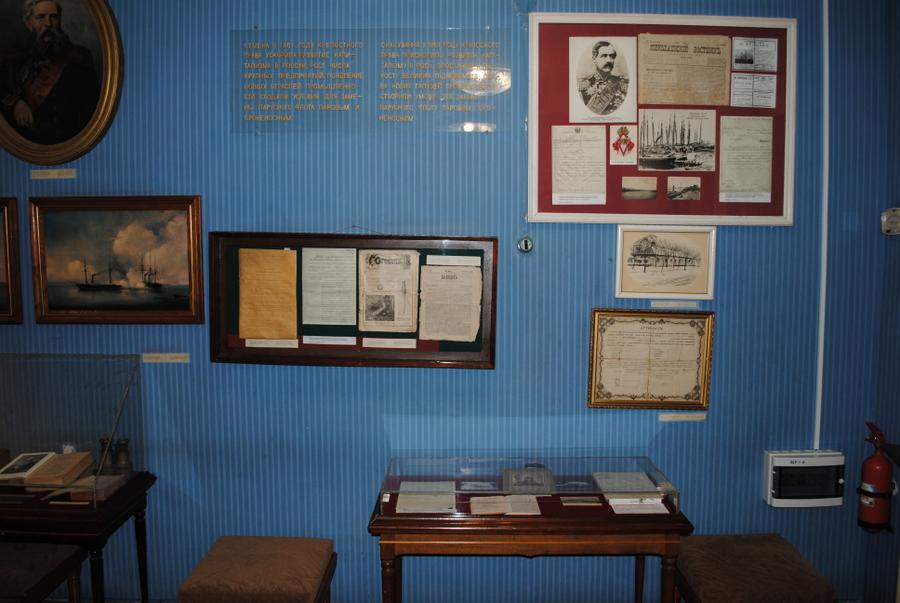 Музей судостроения и флота 2388