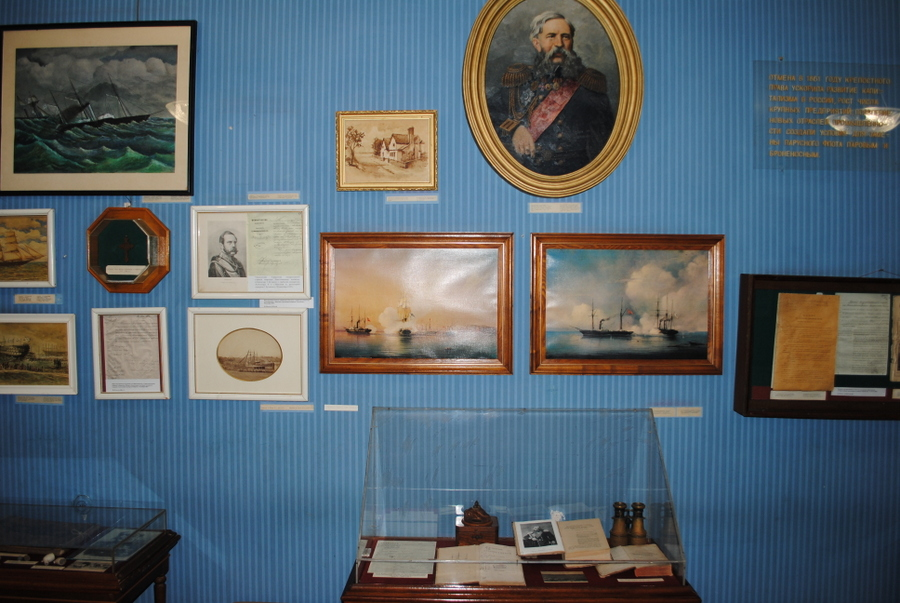 Музей судостроения и флота 2389