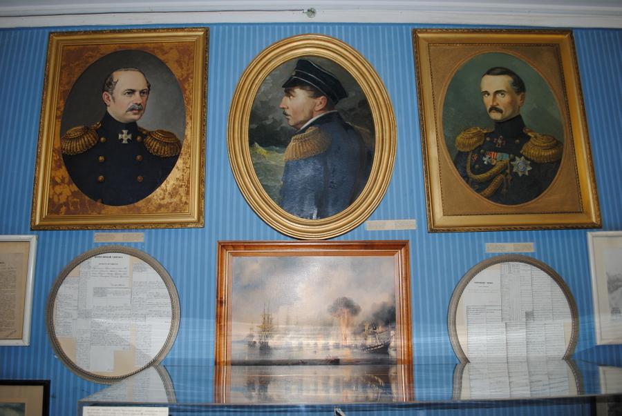 Музей судостроения и флота 2390