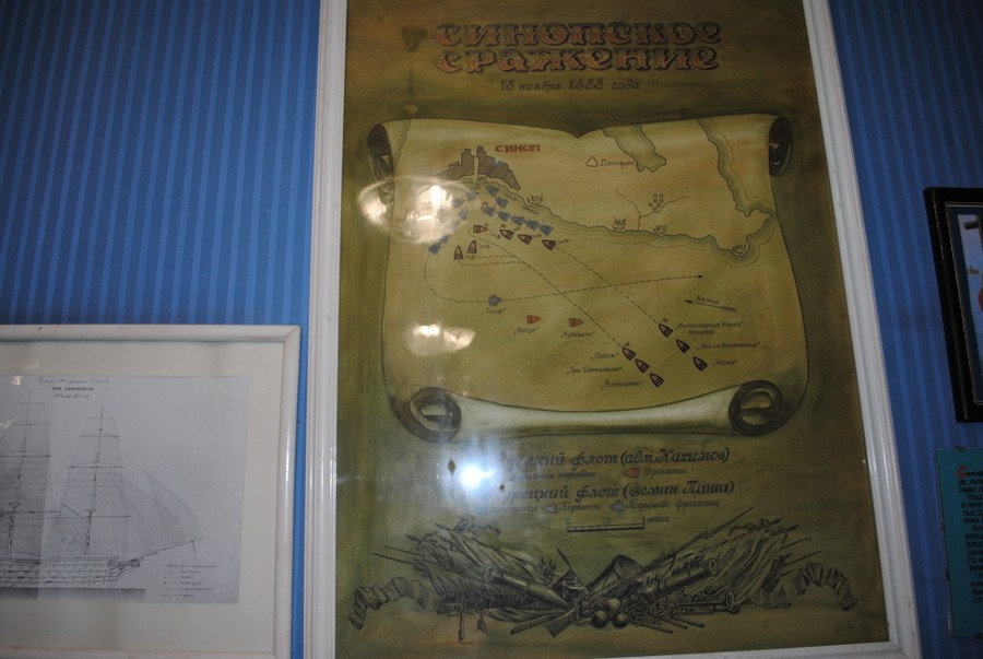 Музей судостроения и флота 2400
