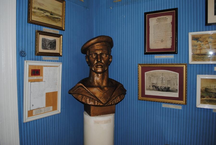 Музей судостроения и флота 2402