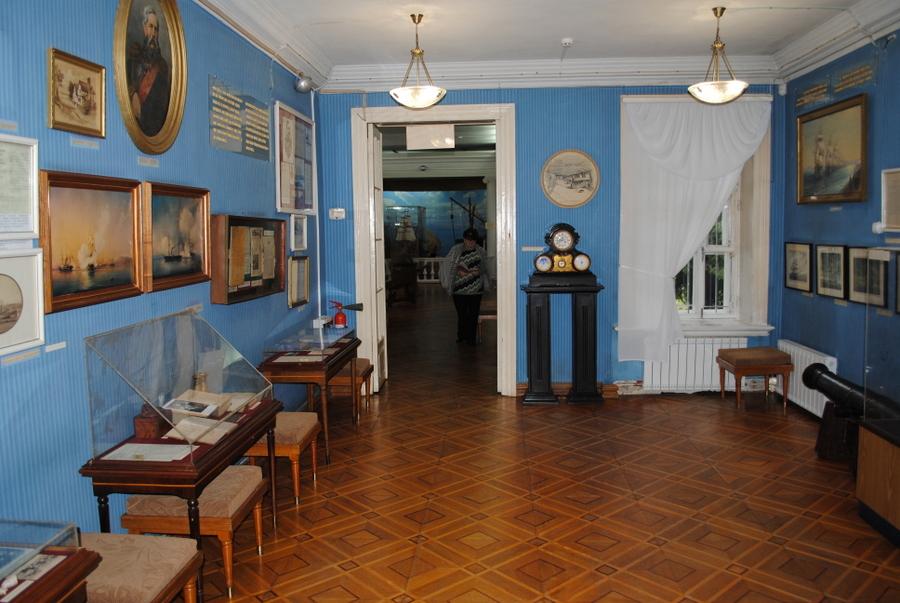 Музей судостроения и флота 2403