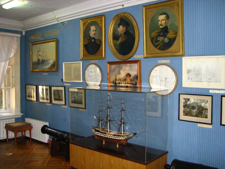 Музей судостроения и флота 3989