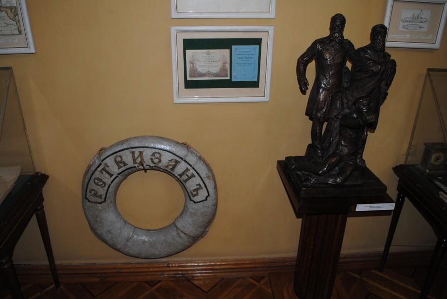 Музей судостроения и флота 2421