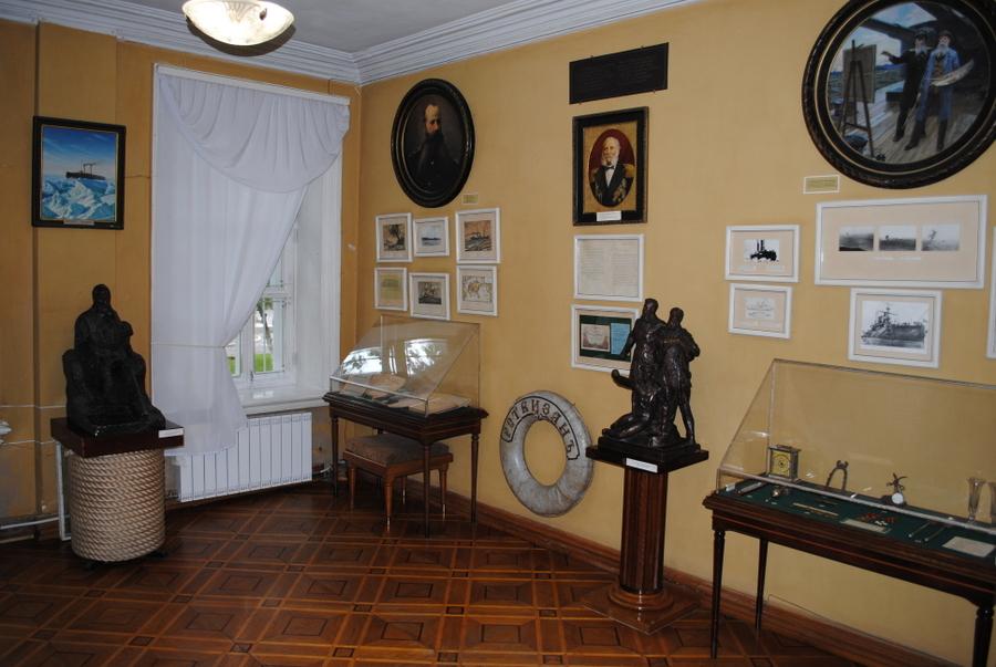 Музей судостроения и флота 2423