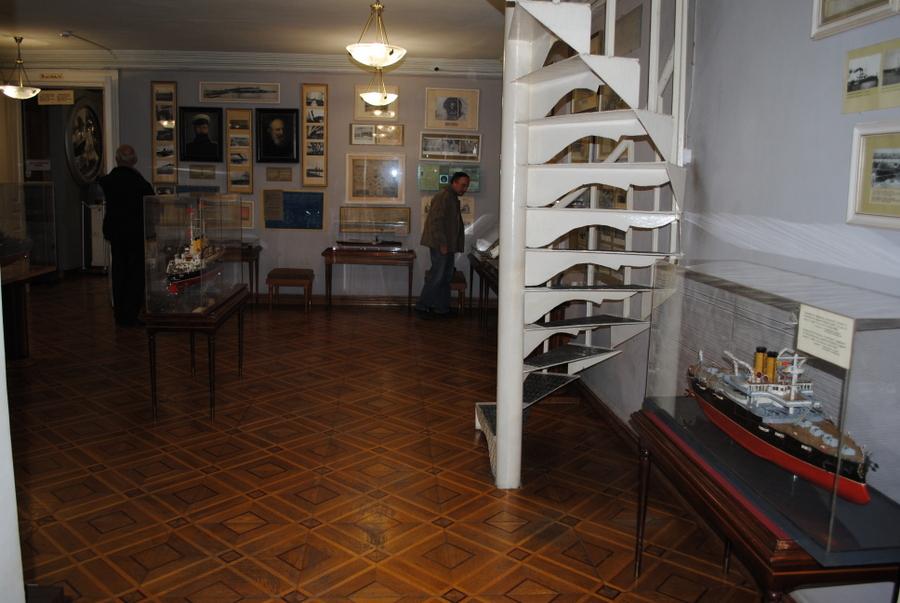 Музей судостроения и флота 2424