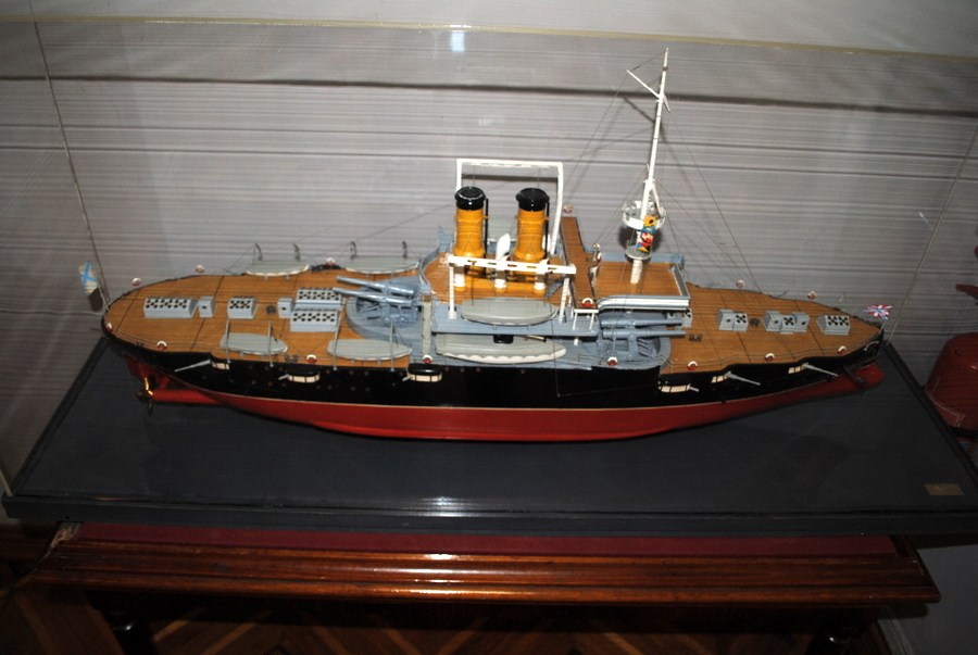 Эскадренный броненосец типа Екатерина II