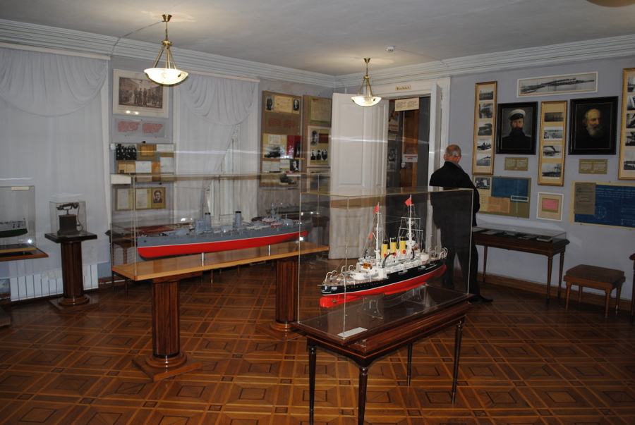 Музей судостроения и флота 2426