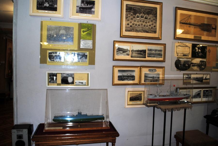 Музей судостроения и флота 2427