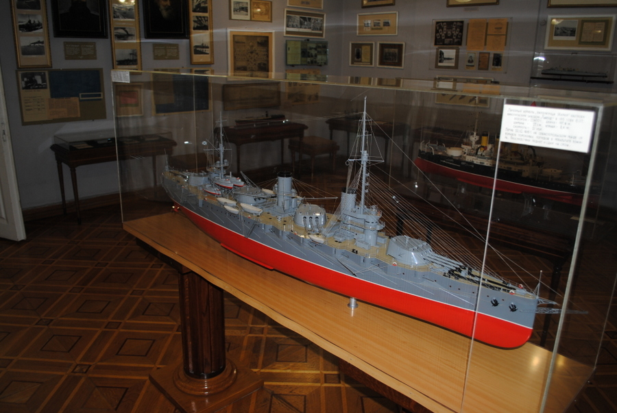 Линейный корабль Императрица Мария