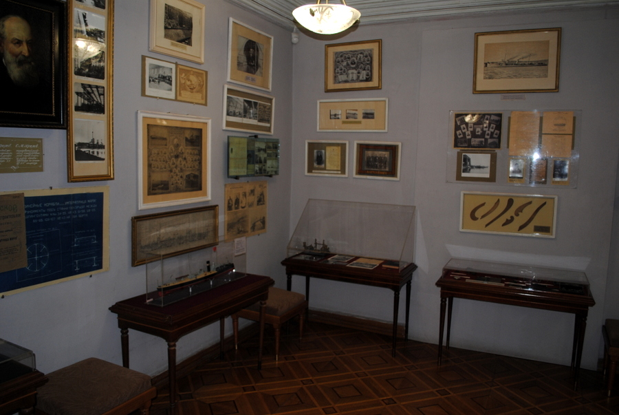 Музей судостроения и флота 2431