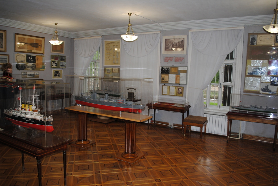 Музей судостроения и флота 2432