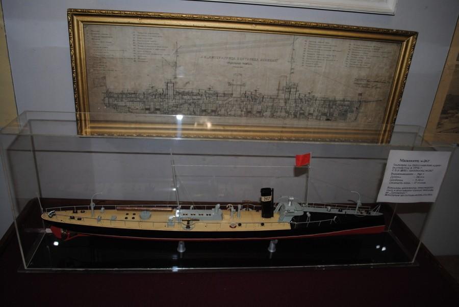 Музей судостроения и флота 2433