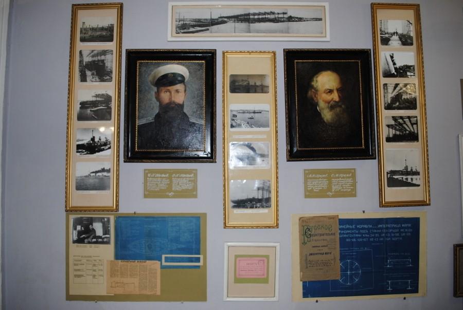 Музей судостроения и флота 2434
