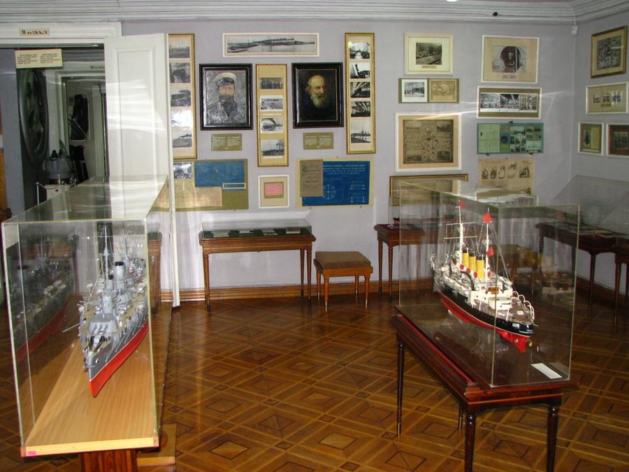 Музей судостроения и флота 4001