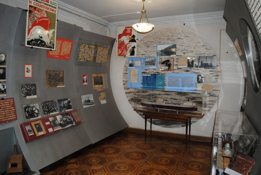 Музей судостроения и флота 2438