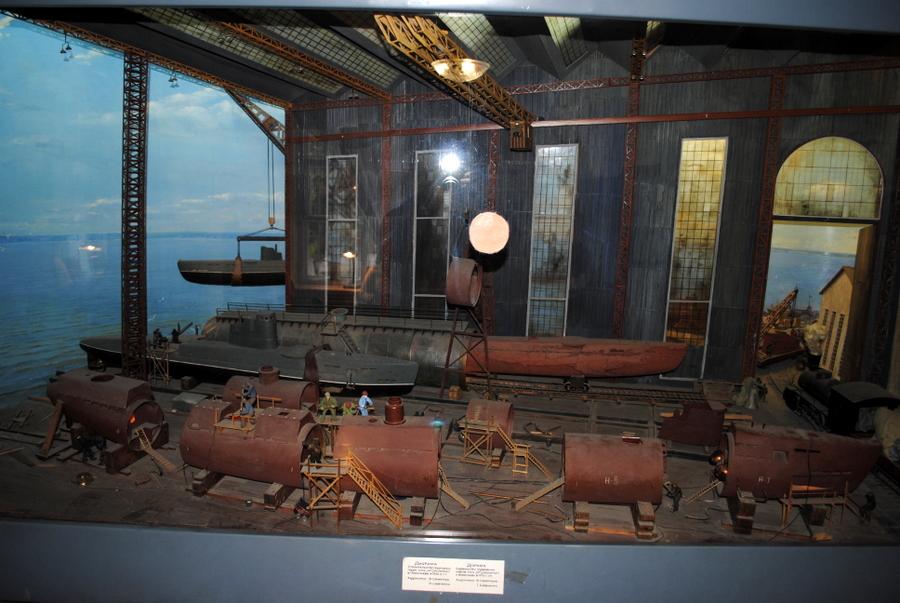 Музей судостроения и флота 2439