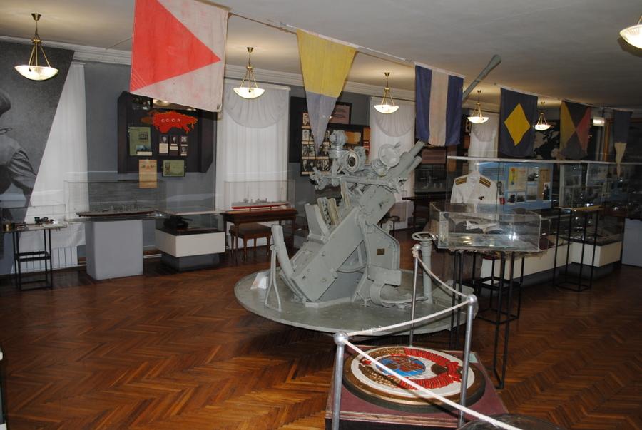 Музей судостроения и флота 2445