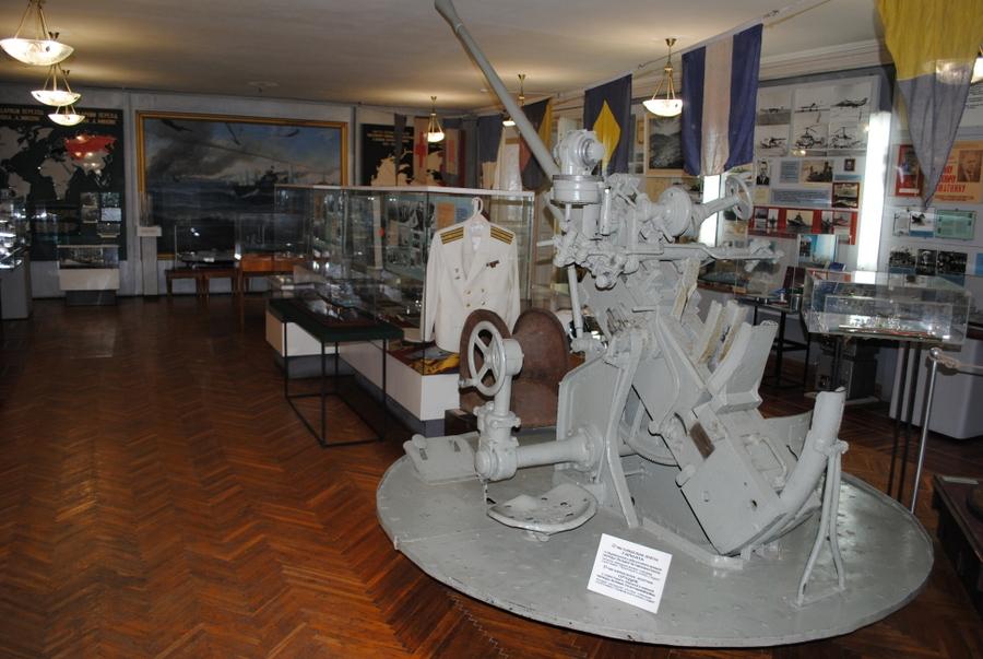 Музей судостроения и флота 2447