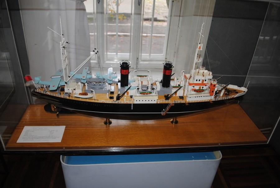 Музей судостроения и флота 2456