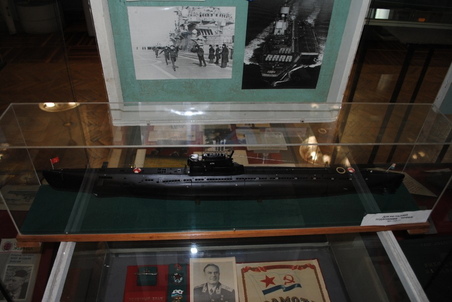 Музей судостроения и флота 2455